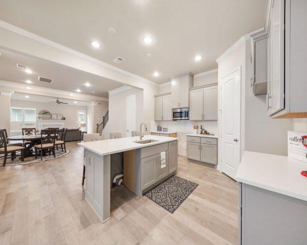 New Homes in Inner Loop Houston
